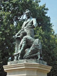 2017.07.22 Lincoln Park Emancipation Memorial 1