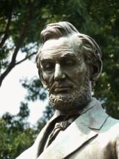 Abraham Lincoln - Emancipation Memorial