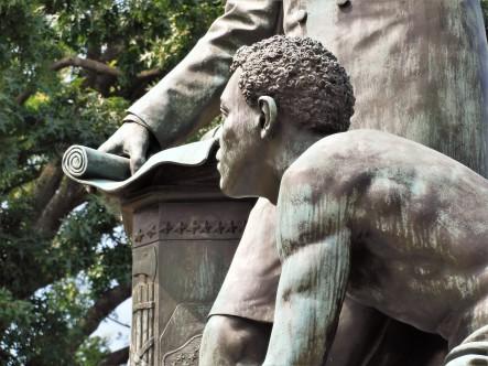2017.07.22 Lincoln Park Emancipation Memorial 6