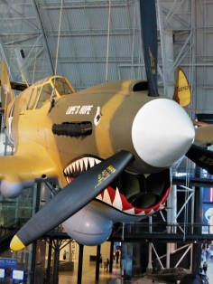 Curtis P-40 - The Flying Tiger
