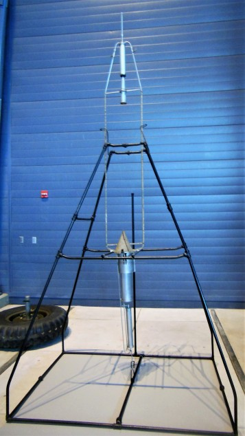 A Replica of Goddard's 1926 Rocket
