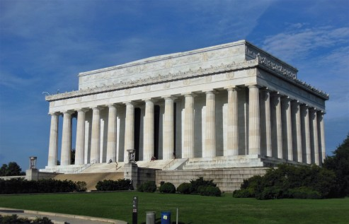 2017.07.24 DC Day Trip Lincoln Memorial 1