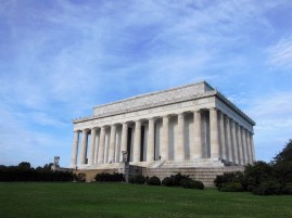2017.07.24 DC Day Trip Lincoln Memorial 2