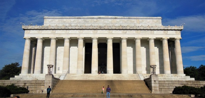 2017.07.24 DC Day Trip Lincoln Memorial 3