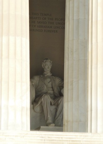 2017.07.24 DC Day Trip Lincoln Memorial 5