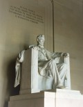 2017.07.24 DC Day Trip Lincoln Memorial 9