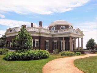 2017.06.25.Monticello TJ's House 3