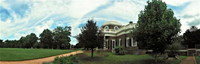 2017.06.25.Monticello TJ's House 7