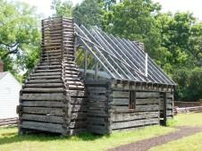2017.07.15 Montpelier Slave Living-Work Quarters 2
