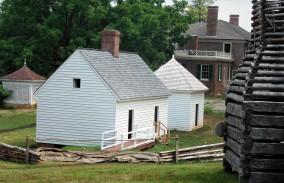 2017.07.15 Montpelier Slave Living-Work Quarters 4