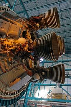 2019.01.19 Kennedy Space Center Saturn V Stage 2 1