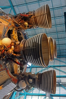2019.01.19 Kennedy Space Center Saturn V Stage 2 2