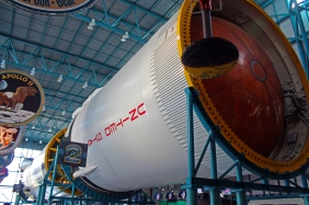 2019.01.19 Kennedy Space Center Saturn V Stage 2 6