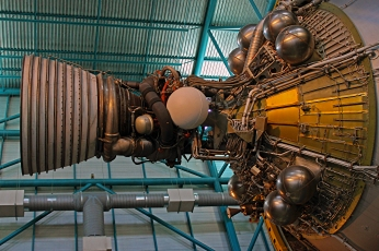 2019.01.19 Kennedy Space Center Saturn V Stage 3 3